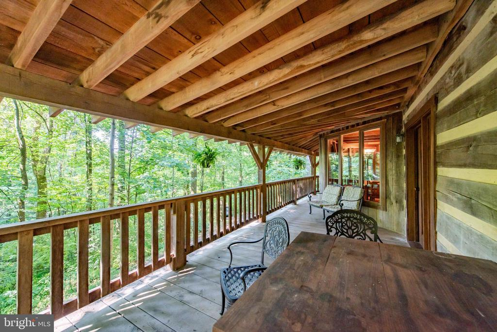 Deck off the Dining Room - 8211 BALTIMORE NATIONAL PIKE, MIDDLETOWN