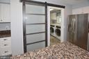 Barn Doors for pantry and Updated Mudroom/Laundry - 20418 ROSEMALLOW CT, STERLING