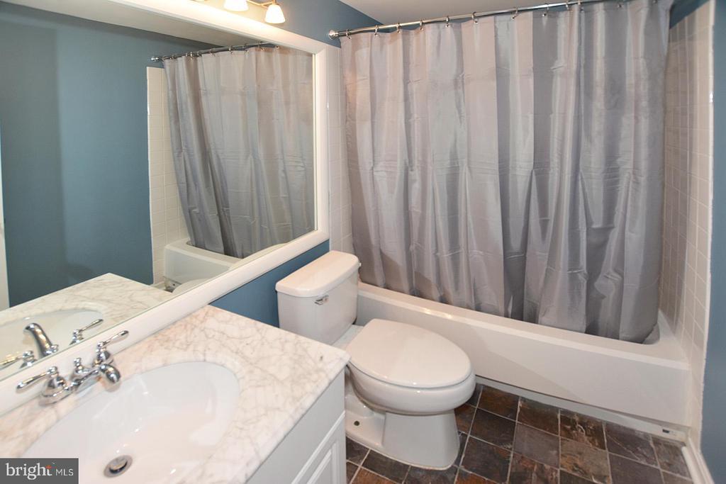 Lower Level Full Bath - 20418 ROSEMALLOW CT, STERLING