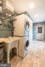Laundry room on the main level. - 4025 N ABERDEEN ST, ARLINGTON