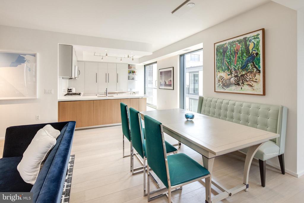 dining/kitchen - 920 I ST NW #715, WASHINGTON
