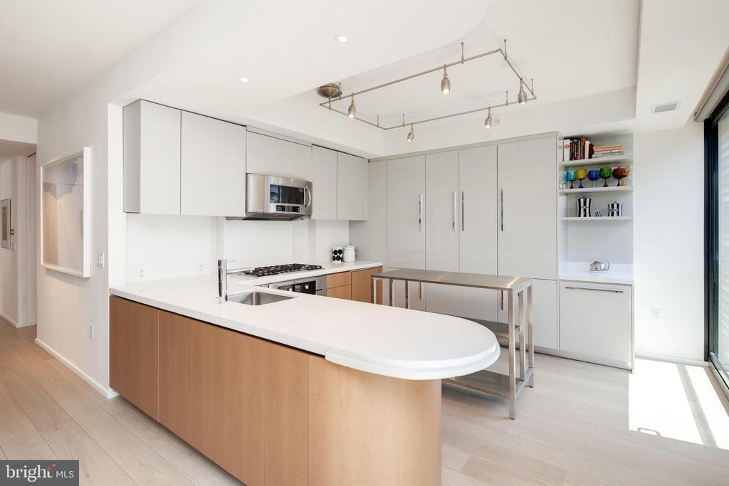 kitchen - 920 I ST NW #715, WASHINGTON