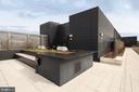 Rooftop BBQ area - 920 I ST NW #715, WASHINGTON