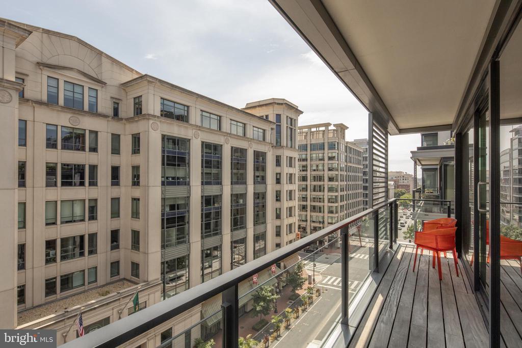Master bedroom balcony - 920 I ST NW #715, WASHINGTON