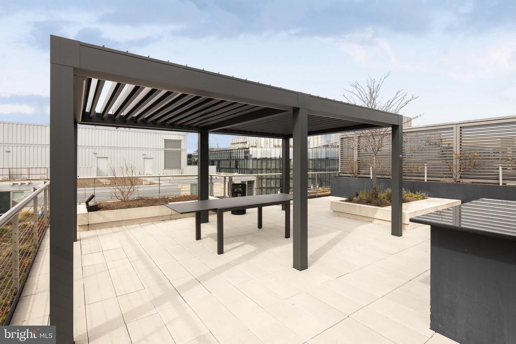 Rooftop diningarea - 920 I ST NW #715, WASHINGTON