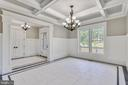The molding and trim work in this home is pristine - 14612 BRISTOW RD, MANASSAS