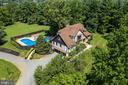 11 Acres, Pool, 2 Decks, 5,000 sq ft Home - 1676 LOUDOUN DR, HAYMARKET