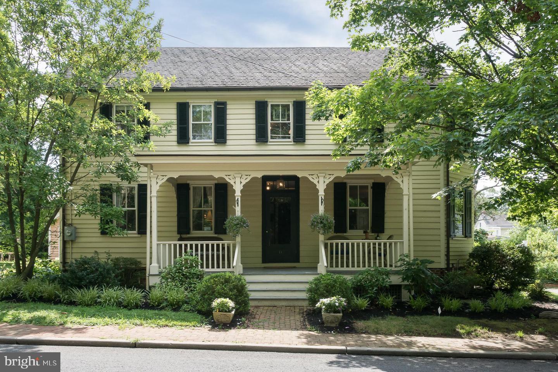 Single Family Homes للـ Sale في Crosswicks, New Jersey 08515 United States