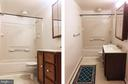 Full Lower Level Bathroom - 14504 S HILLS CT, CENTREVILLE