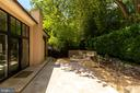 Lovely Outdoor Stone Patio - 3629 ALBEMARLE ST NW, WASHINGTON