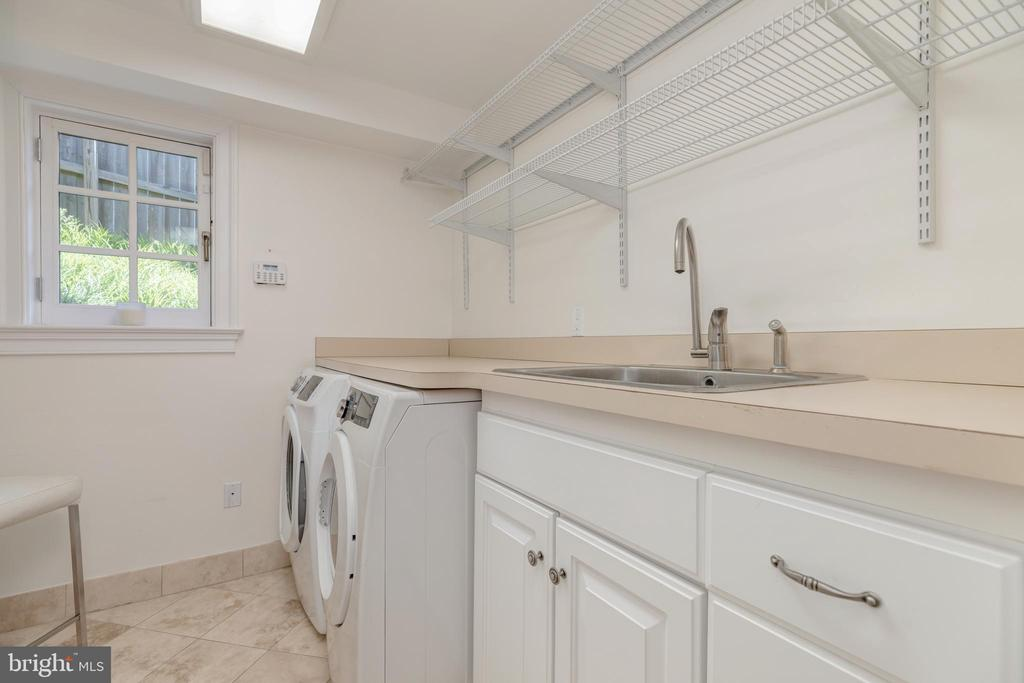 Laundry Room - 3629 ALBEMARLE ST NW, WASHINGTON