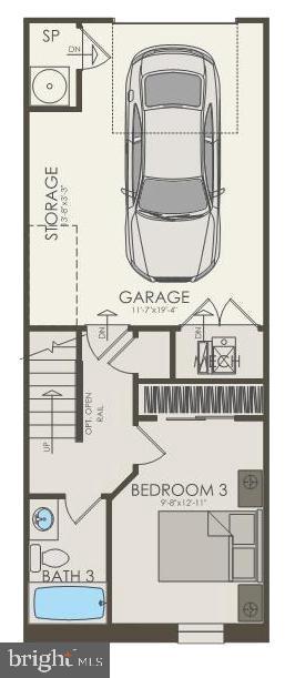 First Floor - 20364 STOL RUN, GERMANTOWN