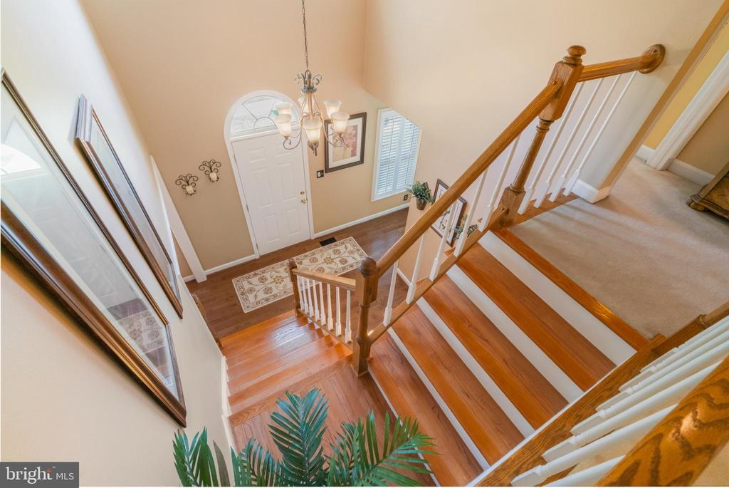 Upper lvl overlook - 6411 SPRINGHOUSE CIR, CLIFTON