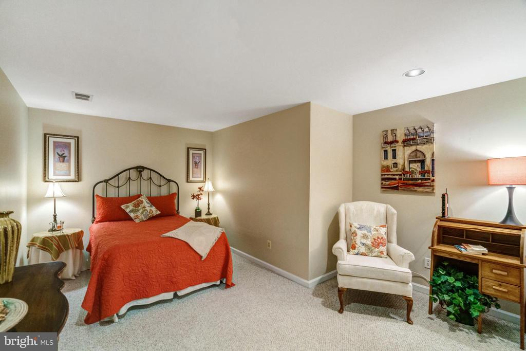 Large finished LL Den - 6411 SPRINGHOUSE CIR, CLIFTON