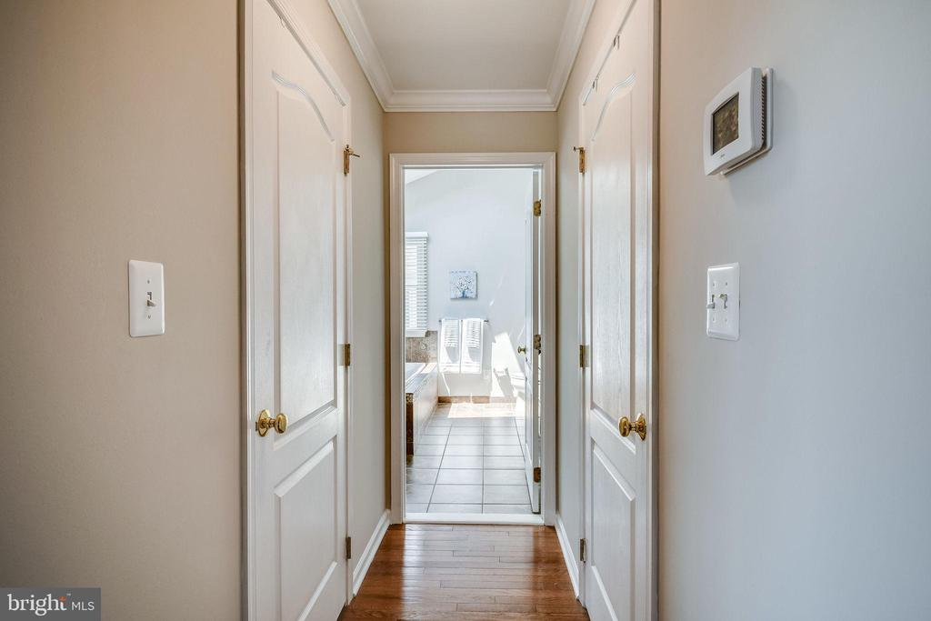 Two Walk-In Closets - 25973 STINGER DR, CHANTILLY