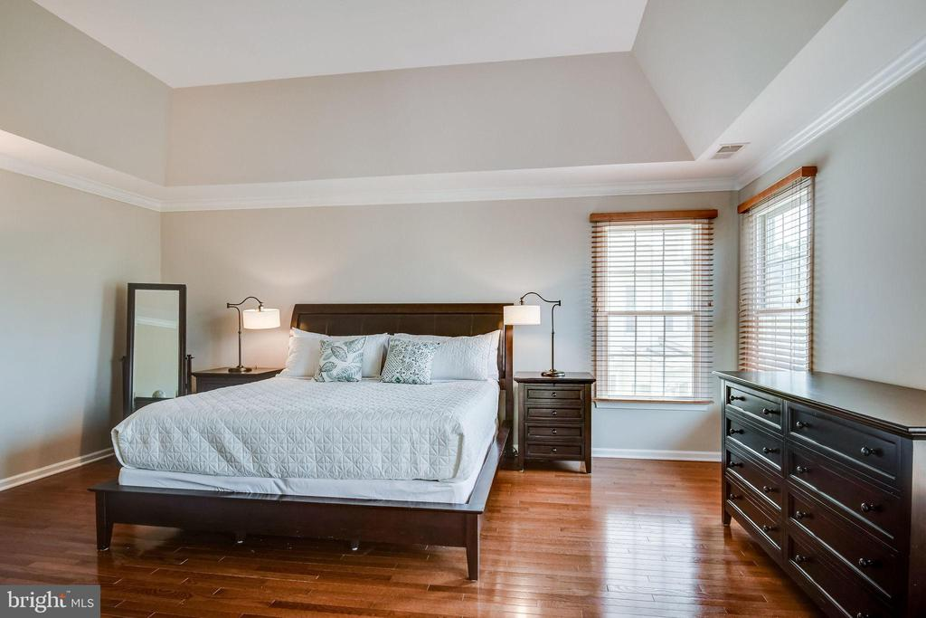 Hardwood Floors in All Bedrooms - 25973 STINGER DR, CHANTILLY
