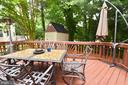 Deck - 46521 HOLLYMEAD PL, STERLING
