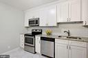Stainless steel appliances! - 1600 N OAK ST #1716, ARLINGTON