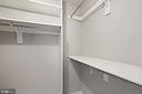 Large walk-in closet - 1600 N OAK ST #1716, ARLINGTON