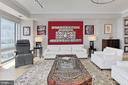 Living Room - 1111 19TH ST N #2503, ARLINGTON