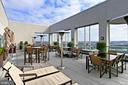 Spectacular rooftop observation deck ovelooking DC - 1111 19TH ST N #2503, ARLINGTON
