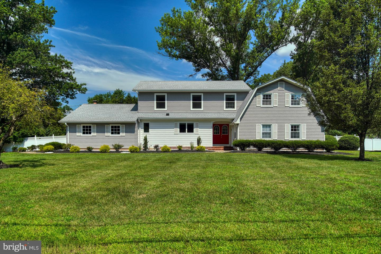 Single Family Homes för Försäljning vid Rocky Hill, New Jersey 08553 Förenta staterna