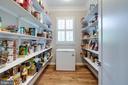 Walk In Pantry - 41820 RESERVOIR RD, LEESBURG