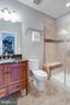 Bedroom #2 w/Private Bath - 41820 RESERVOIR RD, LEESBURG