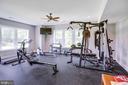 Lower Level Exercise Room - 41820 RESERVOIR RD, LEESBURG