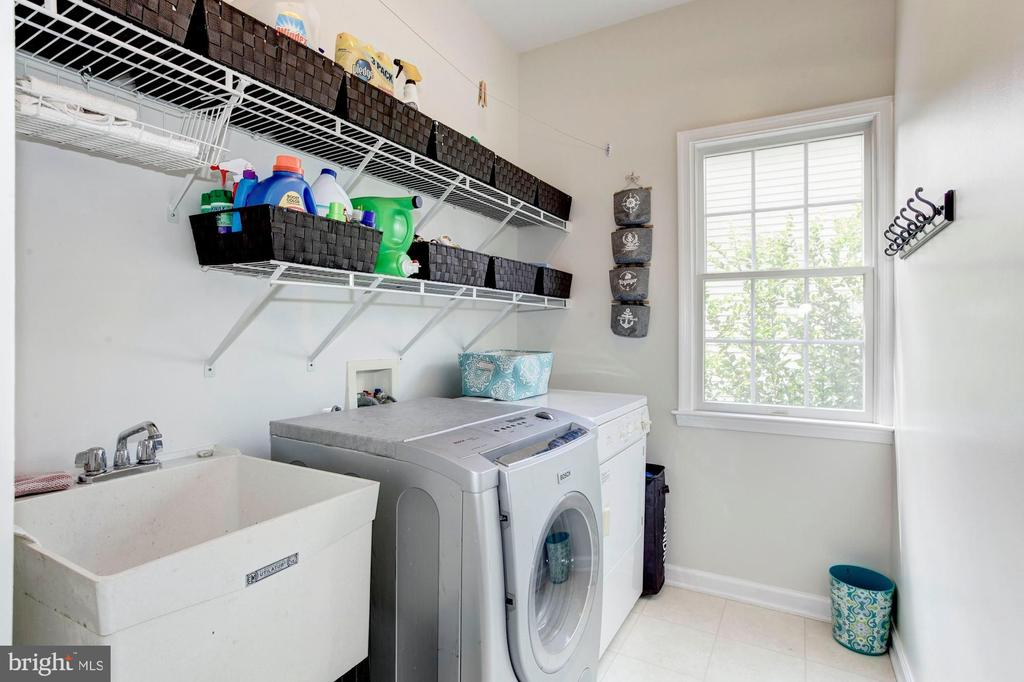 Laundry Room - 26048 IVERSON DR, CHANTILLY