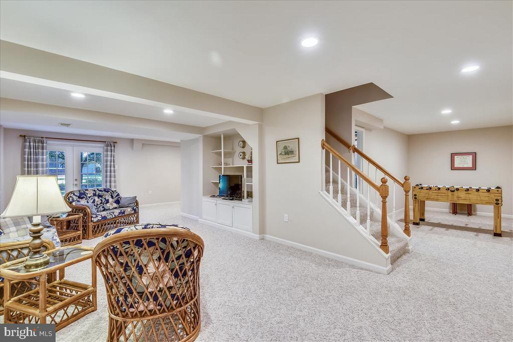Walk out basement! - 14826 HUNTING PATH PL, CENTREVILLE