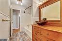 Hall Bath - 6811 WINTER LN, ANNANDALE