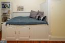 Built in bed in bedroom  3 - 16 UNION ST NW, LEESBURG