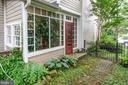 Beautiful Windows for the side porch - 16 UNION ST NW, LEESBURG