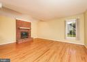 Family Room - 10200 RED LION TAVERN CT, ELLICOTT CITY