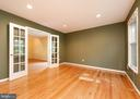 Library/Living to Family - 10200 RED LION TAVERN CT, ELLICOTT CITY