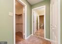 Master Bedroom Walkin - 10200 RED LION TAVERN CT, ELLICOTT CITY