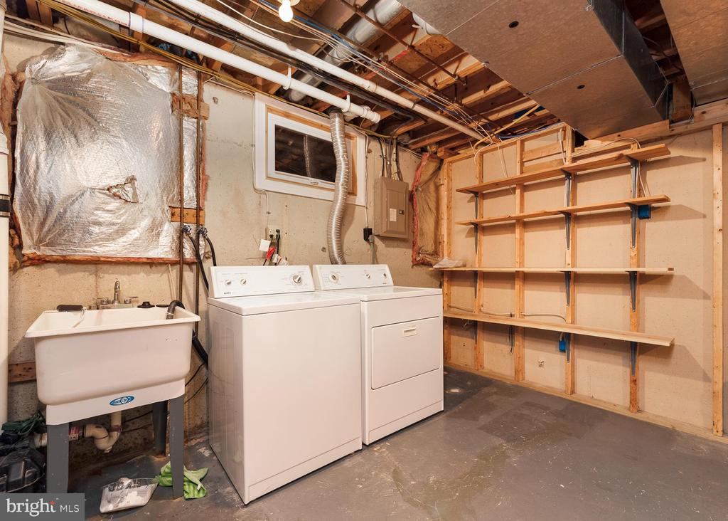 Utility Room - 10200 RED LION TAVERN CT, ELLICOTT CITY