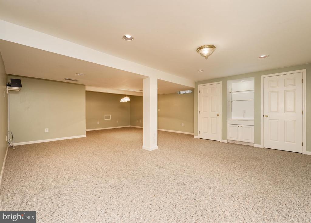 Entertainment Room - 10200 RED LION TAVERN CT, ELLICOTT CITY
