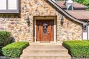 Beautiful Wood Front Door - 1676 LOUDOUN DR, HAYMARKET