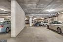 Assigned Garage Parking Space - 1211 S EADS ST #1705, ARLINGTON