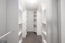 Master Bedroom Walk-in Closet - 1211 S EADS ST #1705, ARLINGTON
