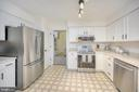 Fully equipped Kitchen-view to liv rm - 111 SILVER SPRING DR, LOCUST GROVE