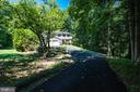 Nestled in the Woods! - 8848 CREEKSIDE WAY, SPRINGFIELD