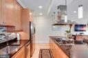 Kitchen continued..... - 520 1/2 13TH ST SE #A, WASHINGTON