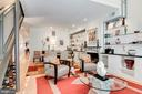 Formal living to dining - 520 1/2 13TH ST SE #A, WASHINGTON
