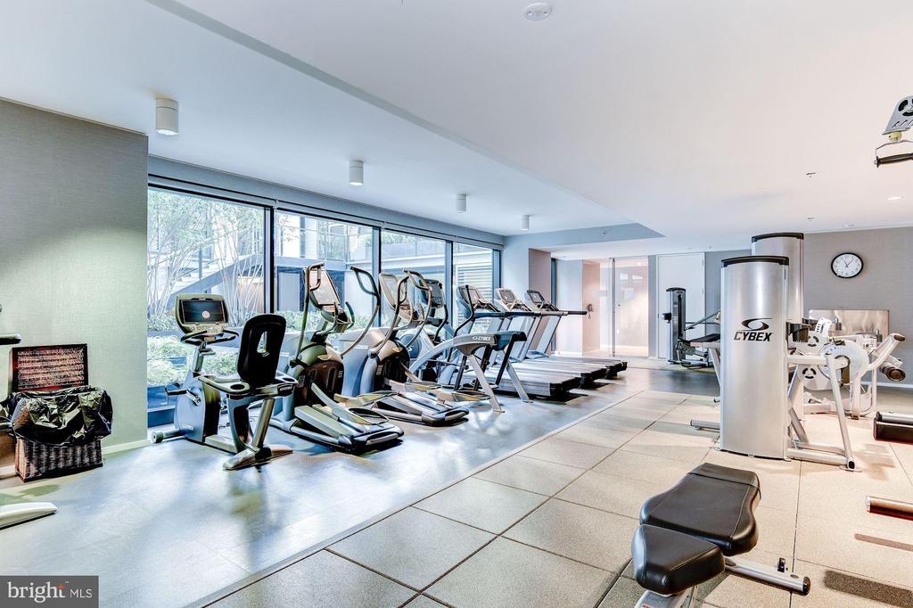Gym - 920 I ST NW #715, WASHINGTON