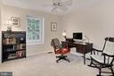 Third Bedroom /Office w/Newly Installed Carpeting - 4631 N 4TH RD N, ARLINGTON