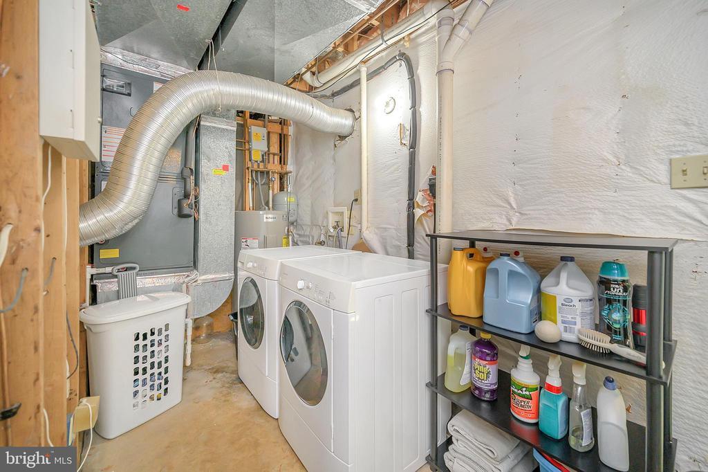 Laundery/storage room - 36040 WILDERNESS SHORES WAY, LOCUST GROVE