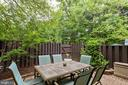 Great spot for outdoor dining - 1326 NORTHGATE SQ, RESTON